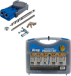 Kreg R3-jr Pocket Hole Jig System