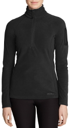 Eddie Bauer Cloud Layer Pro Fleece 1/4-Zip Pullover Women's