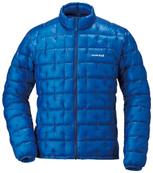 Montbell Plasma 1000 Down Jacket Men's