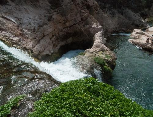 Hiking Fossil Creek Loop in Arizona