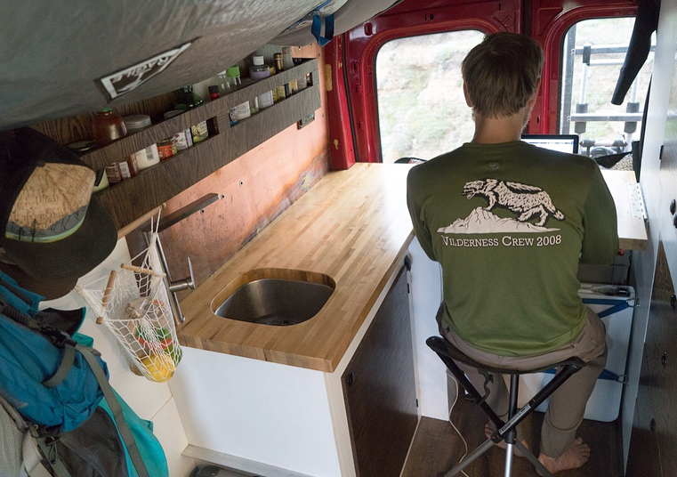 working-remotely-in-ford-transit-van-IG