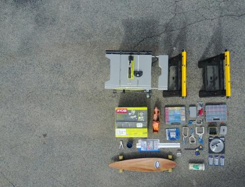 Camper Van Build List: Materials, Parts, & Tools